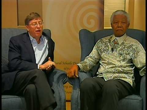"""Bill Gates on the """"Greatest Inequity in the World"""""""