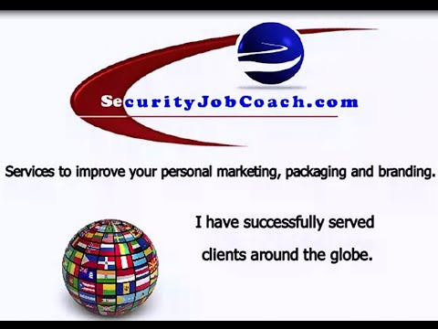 Resume Writing And Resume Coaching For Security Professionals