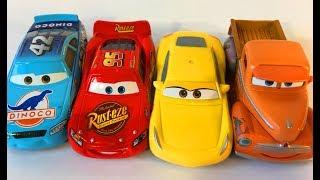 Тачки 3 Новые Машины Крус Рамирес Выхлоп Мультики про Машинки Cars 3 Disney Pixar