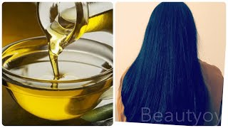 How to grow long hair 💟 silky and smooth Hair ❣ Miracle Oil for all your hair problems thumbnail