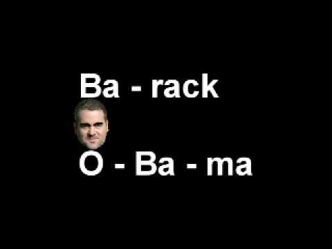 SING ALONG to The Barack Obama Song from Moyles on Radio 1