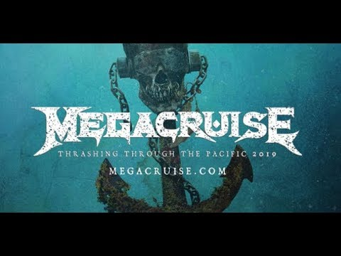 Megadeth cruise set for 2019 the MegaCruise.. teaser and website launched! Mp3