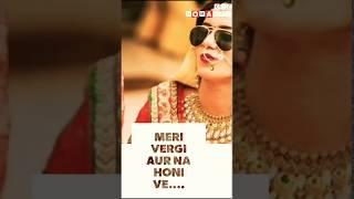 Kala chashma song .....Full screen WhatsApp status video.... 😎😎😎 Song katrina and sidhharth