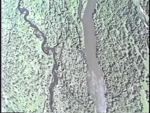 Aerial Videography of the Platte River