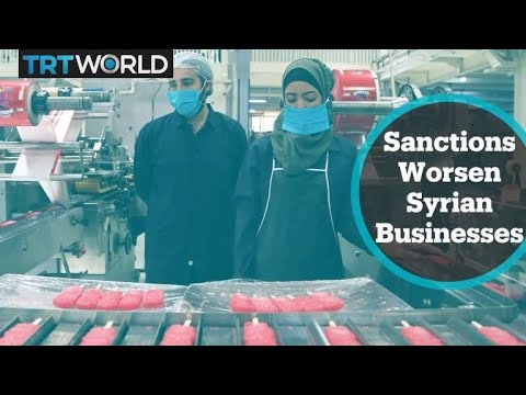 Syria Sanctions: Small businesses on the brink due to failing economy