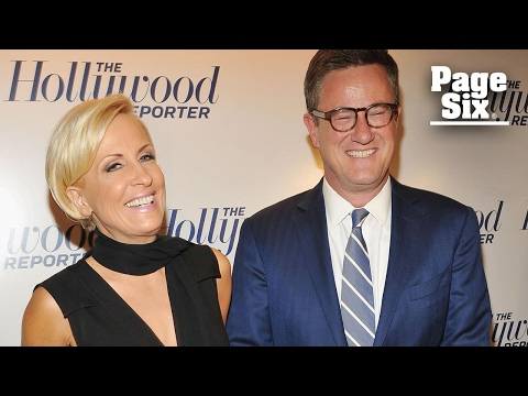 Thumbnail: Joe and Mika's on-air chemistry sizzles | Page Six
