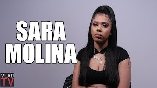 Sara Molina: Tekashi 6ix9ine Started Claiming Blood for