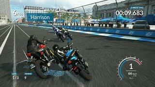 обзор игры Ride: советы по прохождению лучшего симулятора мотогонок - города, пригороды, треки