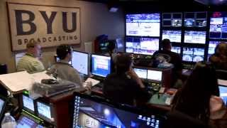 Behind the Broadcast - A BYUtv Live Truck Tour