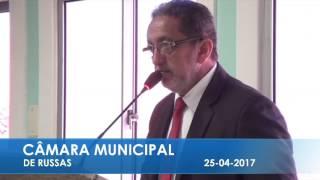 Paulo Santiago em Pronunciamento 25 04 2017