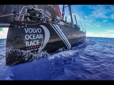 Closing in on Auckland  - Week 18 - Volvo Ocean Race