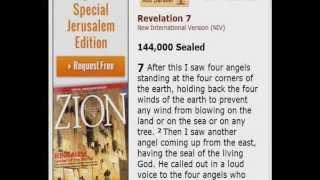 144,000 Revelation! Rev 7