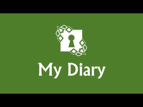 My Diary - Memoir, Journal