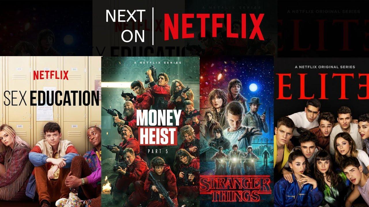 Download 4 Upcoming Netflix Tamil Dubbed Webseries | ELITE, MONEY HEIST, STRANGER THINGS, SEX EDUCATION