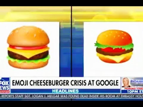 Fox News: What Indictments? Cheeseburger Emojis Are The REAL Story