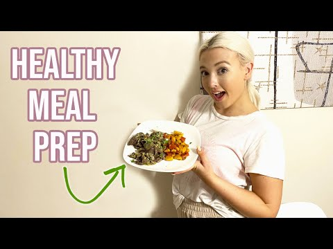 HEALTHY MEAL PREP RECIPES | Paleo Meal Prep Using Green Chef