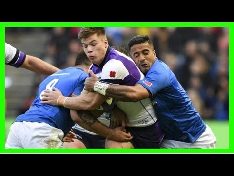 Defensive discord worrying for scotland in chaotic 11-try win over samoa- News E
