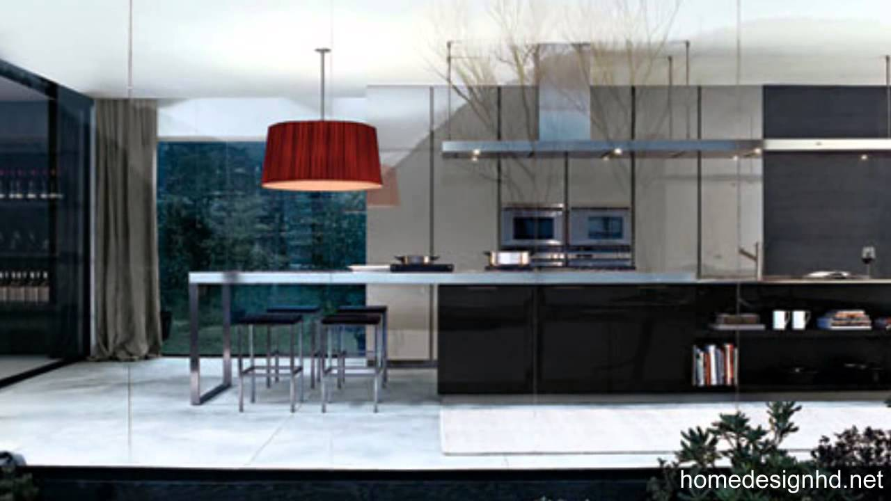 Modern Kitchen Design By Varenna Latest Trends In The Furniture Hd Youtube