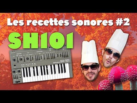 Les Recettes Sonores #2 – LA POÊLÉE DE SH-101