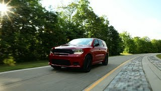 2018 Dodge Durango R/T Running Footage