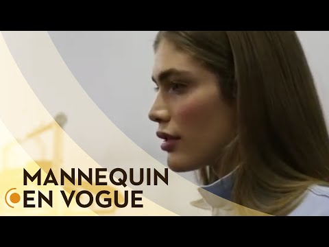 Rencontre avec Valentina, Top-model transgenre