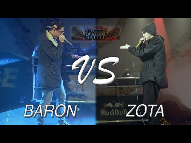 King of the Night (Beatbox Battle) Finale