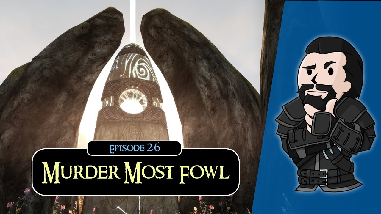 SKYRIM - Special Edition (Ch  3) #26 : Murder Most Fowl