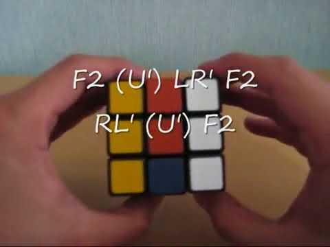 Tutorial Rubik's TC Cube 3x3 Bag 3 Pemula Indonesia Final