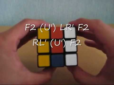 Tutorial Rubik's TC Cube 3x3 Bag 3 Pemula Indonesia Final