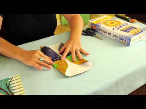 How to Make Eco-Friendly Sandwich Wraps : DIY Home Projects