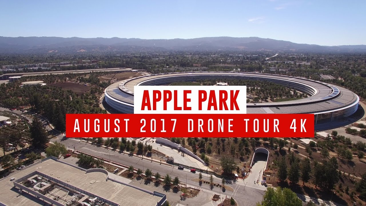 Apple Campus Tour