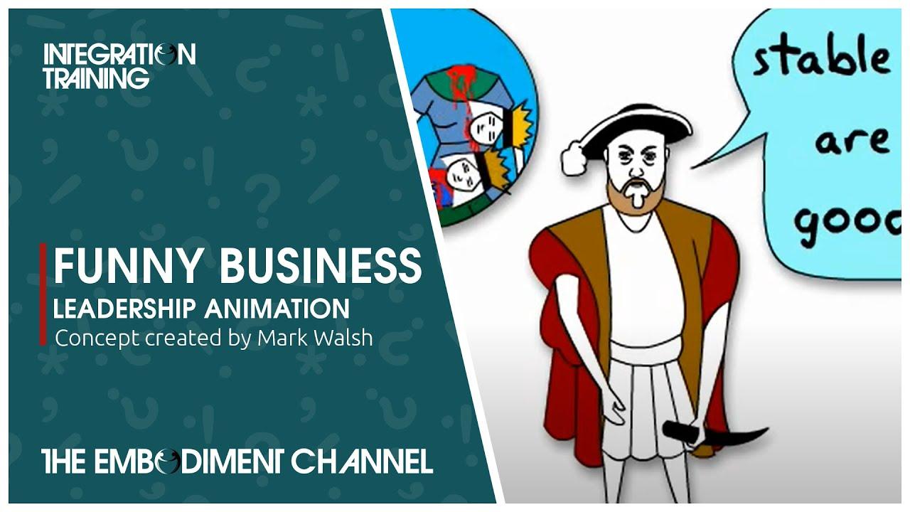 Funny Leadership Video - Leadership Animation