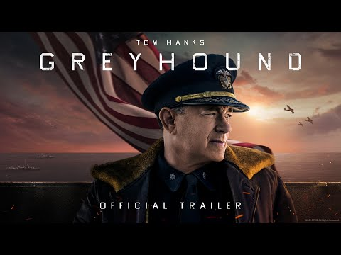 G-555 Greyhound 2020 Movie Tom Hanks 27x40 14x21 Silk Print Poster
