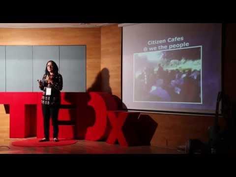 We, the people: Vinita Singh at TEDxKiroriMalCollege