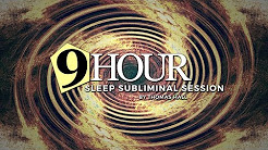 Stop Smoking Forever - (9 Hour) Sleep Subliminal Session - By Thomas Hall