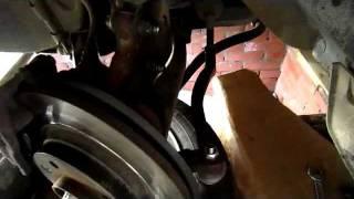 Замена рулевых наконечников, Логан Рено (Renault Logan)