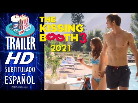 THE KISSING BOOTH 3 (2021) 🎥  Teaser Tráiler Oficial En ESPAÑOL (Subtitulado) LATAM 🎬  Netflix