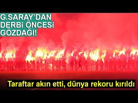 Galatasaray Derbi Öncesi Dünya Rekoru Kırdı!