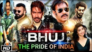 Bhuj - The Pride Of India Movie Official Trailer Out । Bhuj The Pride Of India Movie Ajay Devgan,San