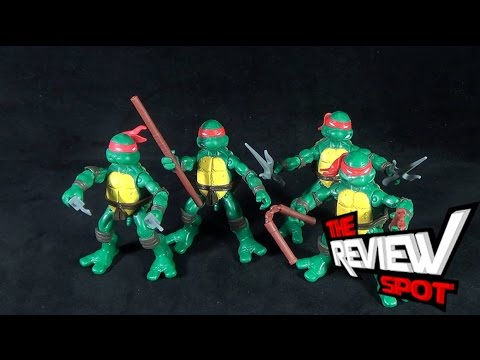 Toy Spot - Playmates Toys Teenage Mutant Ninja Turtles Original Comicbook Series Turtles
