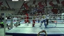 Nursultan Khassanov v Tino Saarikangas WAKO World Championships 2019