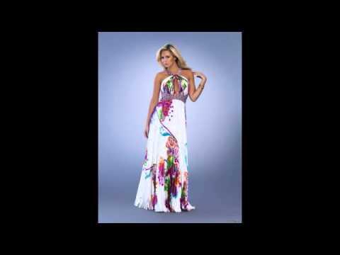 Очень стильное платье Фото