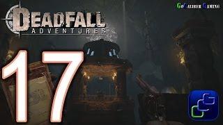 DEADFALL Adventures Walkthrough - Part 17 - Level 8: Mayan Tombs