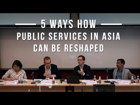 [Highlight] 5 Ways How Public Services in Asia can be Reshaped