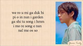 Download BTS (방탄소년단) - The Truth Untold (전하지 못한 진심) (Feat. Steve Aoki) Easy Lyrics