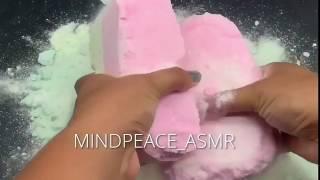 Powdery ASMR: Daily videos on Instagram @mindpeace_asmr