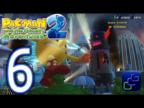 Pac-Man and The Ghostly Adventures 2 - Part 2 - Just Chill! from YouTube · Duration:  15 minutes 24 seconds