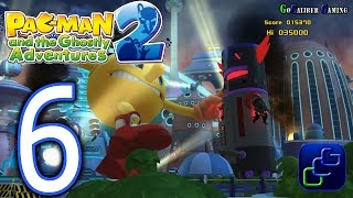 Pac-Man and the Ghostly Adventures 2 Walkthrough - Part 6 - Pacopolis: Paczilla