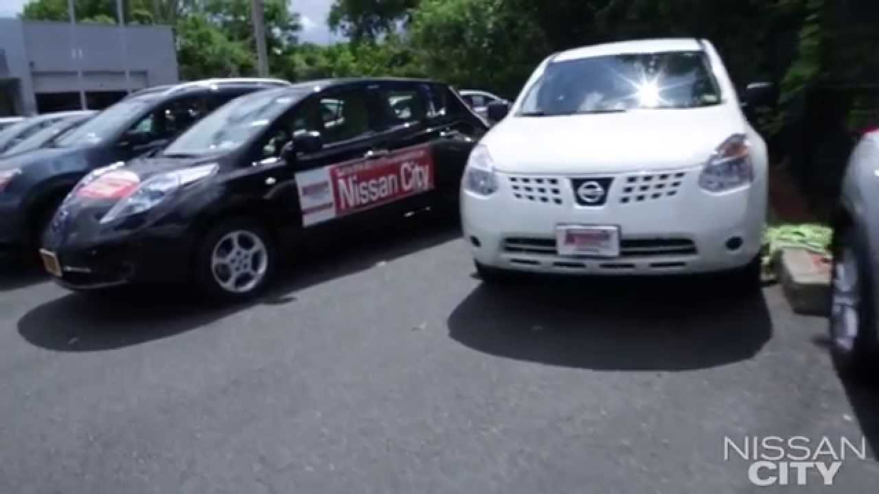 Nissan Portchester Nissan City Used Cars NY - White Plains, Yonkers, Rye, New ...