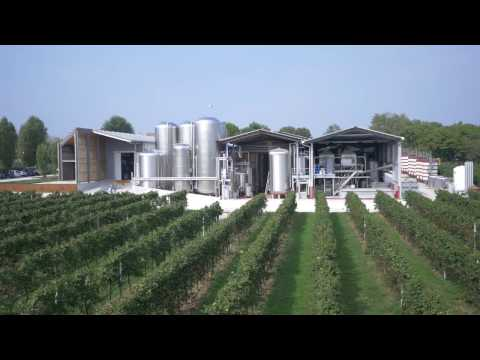 Complete Winery Plant - Cantina Completa Della Toffola Group
